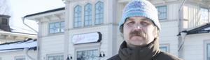 Tänker fräscha upp. Jan-Ove Öhlén, som har drivit restaurang Matmästaren i 23 år, har nu tagit över Athos.