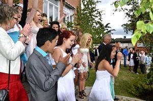 Tack för oss. På onsdagen var det avslutning för eleverna på Sjöängsskolan i Askersund.