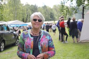 Lena Carsall. Fotograf: Robin Hedqvist