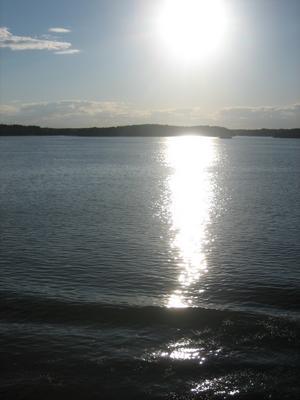 Sol Vind och Vatten