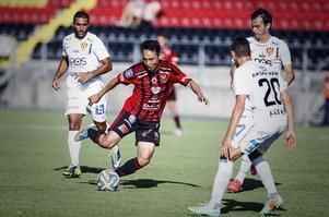 Seon-Min Moon är en av sex ordinarie spelare som stannar hemma när ÖFK spelar Svenska Cupen i Västerås.