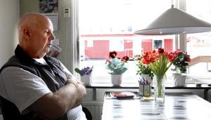 Många av hyresgästerna som känt att de vill klaga har vänt sig till Anders Mosell för att be honom föra deras talan, något han har gjort. Men det har inte hänt så mycket. – Det har inte gjorts något på många år.