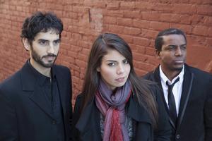 Melissa Aldana Trio.