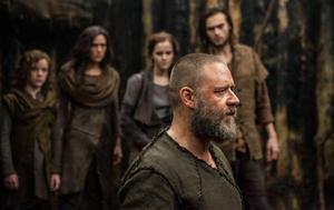 I gammal tveksam patriarkal anda fattar Noah beslut inte bara efter Skaparens, utan också efter eget huvud. Vad resten av familjen tycker är mindre viktigt i maffiga storfilmen