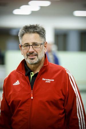 ÖJK:s klubbkassör Peter Allansson är mycket nöjd med de nya lokalerna – han tror de kan innebära ett lyft för sporten i stan.