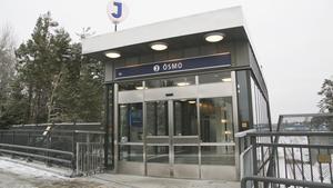 Ösmo station