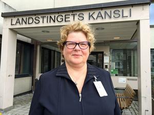 Inger Bergström,  avhoppad regiondirektör, skrev avtalet med Lena Thelin...