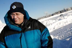 """""""Förarna får prova på att köra 40 kilometer i timmen till att börja med och så dyker det upp olika hinder efter vägen"""", säger Göran Westman."""