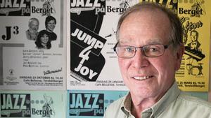 Jazz under festivalen. Palle Björkman, en del av LBS Trio, vill testa Södertäljebornas jazzintresse. Som extra dragplåster har de bjudit in bland andra musikern Peter Asplund som gästartist.