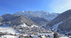 Val Gardena är en av de nya resmålen för skidfantaster i vinter.