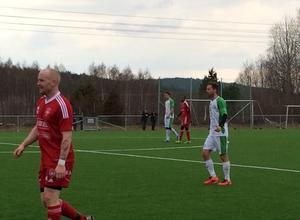 Mathias Florén var tillbaka i Marmatröjan för första gången sedan 1993.