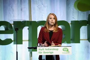 Annie Lööf har en stark ställning i Centern och bland väljarna.