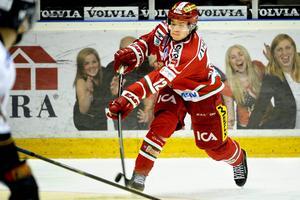 Victor Olofsson ska jobba hårt under sommaren för att ta en större roll i Modo Hockey kommande säsong.