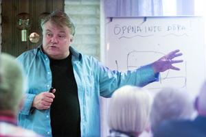 Lars-Ove Burlin uppmanade till
