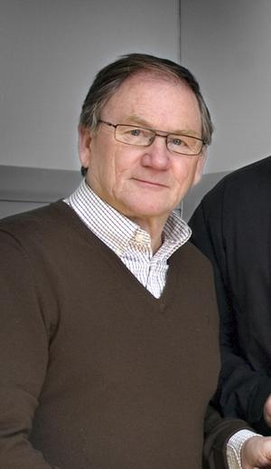 Peter Sköld, kassör i Bollnäs GIF Bandy.