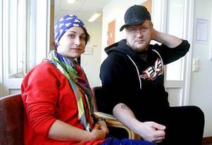 Lena Mattsson, 20 år och från Änge i Offerdal, och 26-årige Sebastian Berglin från Krokom, är två av dem som går Plug In-kursen som startade 3 februari och avslutas 11 april.