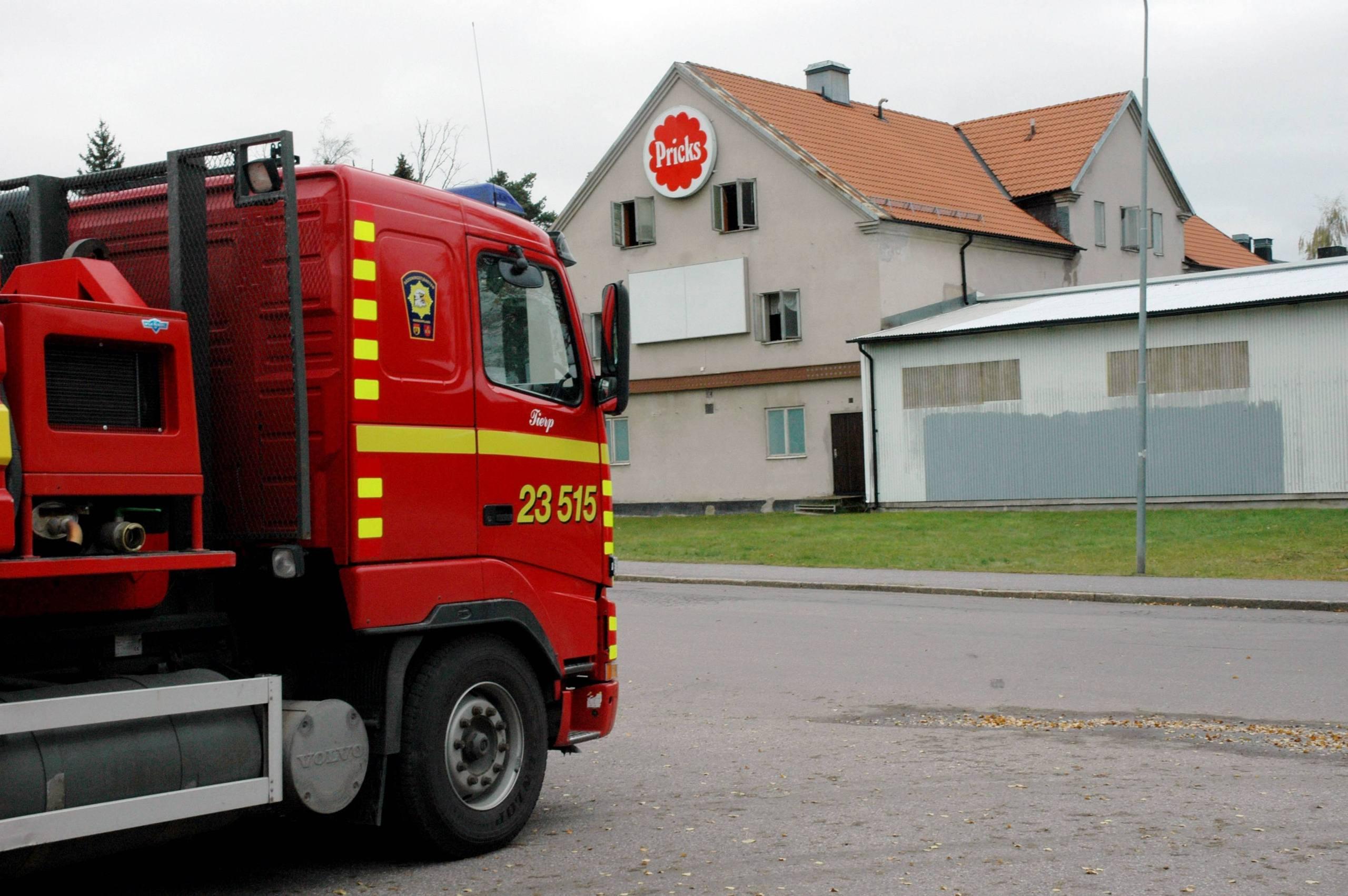 Brandstationer haller oppet hus