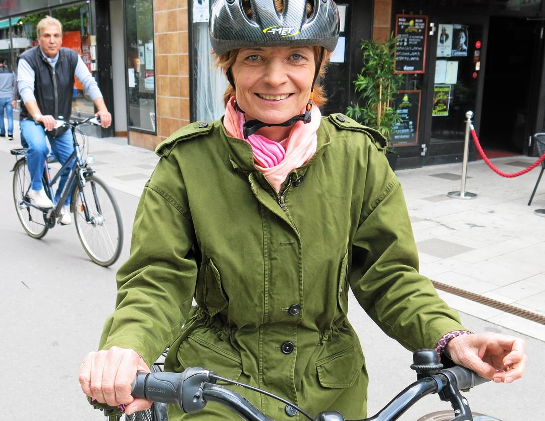 Onodigt att kolla cyklister