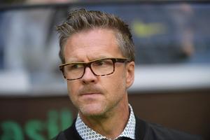 Rikard Norling, AIK-tränare.Foto: Henrik Montgomery/TT