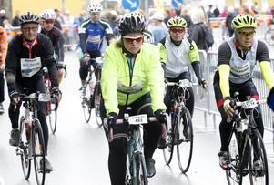 Jenni Sundbäck, Skultuna, cyklade på 15 timmar och 14 minuter.