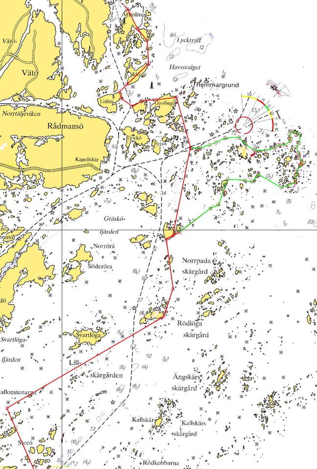 karta över norrtälje kommun