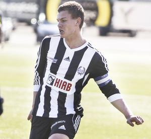 Kristian Johansson Fantenberg, ung kapten som är tillbaka i bästa form i Strands IF.