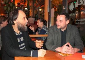 Den ryske ideologen Dugin och Ochsenreiter