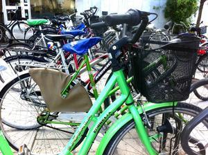 Få cykelstölder i länet jämfört med andra län i landet.