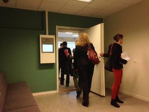 Rättegången startade på måndagen i Östersunds tingsrätt.
