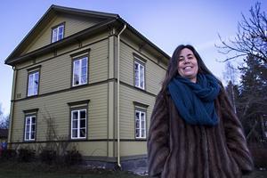 Regionen som Ulrika Persson-Fischer besökte är känd för sin vackra natur med höga berg och djupa skogar.