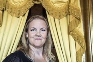Sopranen Emma Vetter får Svenska Dagbladets operapris 2016. Arkivbild.