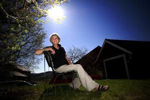Pensionärernas fack. Ulla Fredriksson ser PRO som något av pensionärernas fackliga organisation.