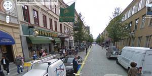 Bild från Google Street view.