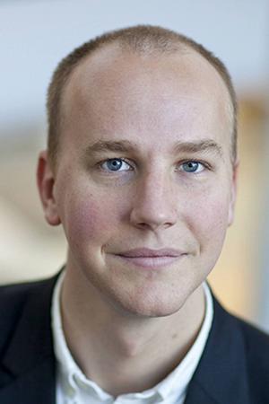 Marcus Haglund är pressinformatör på Telia.