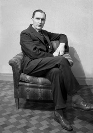 Gösta Hägglund levde mellan 1899 och 1993 och var idésprutan i AB Hägglunds & söner.