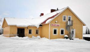 Strejklokalen, Folkets hus i Stora Blåsjön.