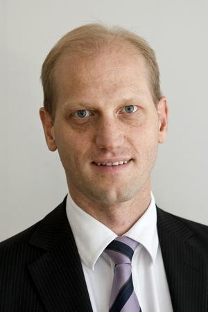 Stefan Engström, vd vid Agenta.