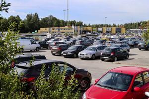 Mörkertalet över antalet parkeringsskador som sker är stort då många inte anmäler händelserna.