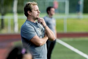 Anders Strandlund, ny tränare i Ånge.