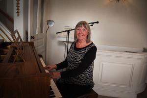 Nu går Eva Thalin i pension från sin tjänst som kyrkomusiker i Arbrå-Undersviks församling.