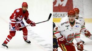 Elias Pettersson säger att storebror Emil betytt mycket för honom som hockeyspelare.