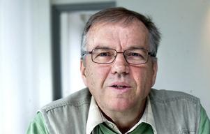 Stellan Bäcklund, ordförande i Örnsköldsviks FN-förening.