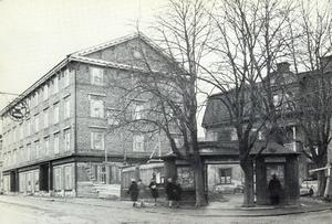1930 var VLT:s hus vid Stora gatan inflyttningsklart. Det vilade idyll över nuvarande