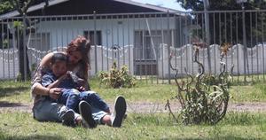 Ockelbo-bon Kajsa Larsson ger tre månader av sitt liv till att arbeta på ett barnhem i Kapstaden.