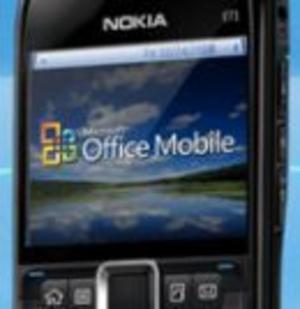 Nokia och Microsoft inleder samarbete