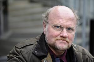 Ola Larsmo, Gävleaktuell författare som prisas.