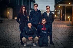 Några studenter på Högskolan Dalarna ställde under tisdagskvällen upp på DT:s videoenkät.