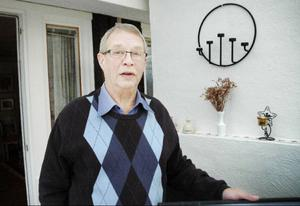Karl-Otto Myrstad.Foto: Åsa Eriksson Ahnfelt