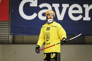 Niklas Gälman blir kvar i Vetlanda i ytterligare två år.