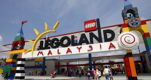 Den 15:e september öppnar Legoland Malaysia, i Nusajaya.